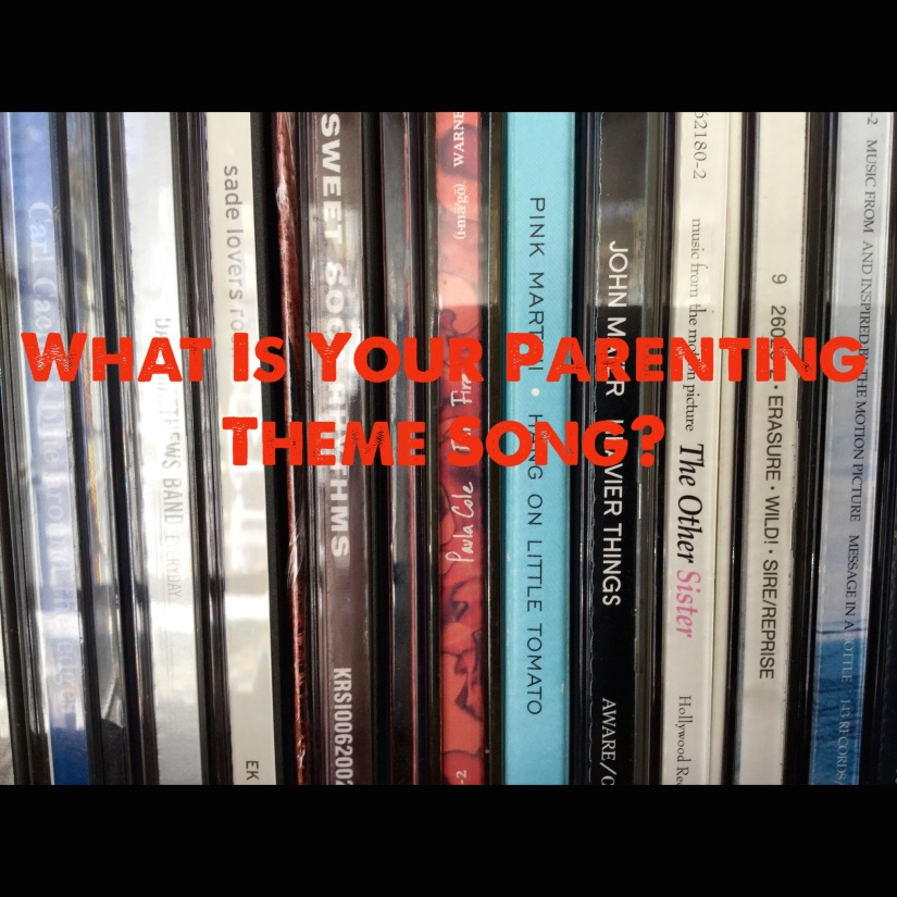 What Is Your Parenting Theme Song?