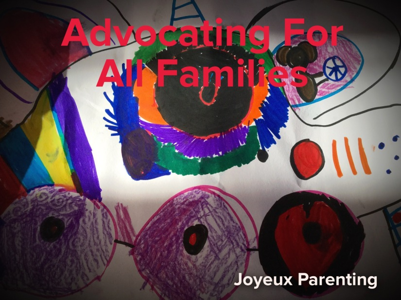 Advocating For All Families