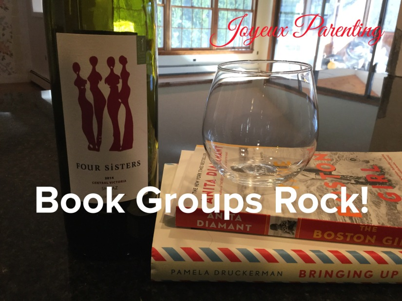 Book Groups Rock!