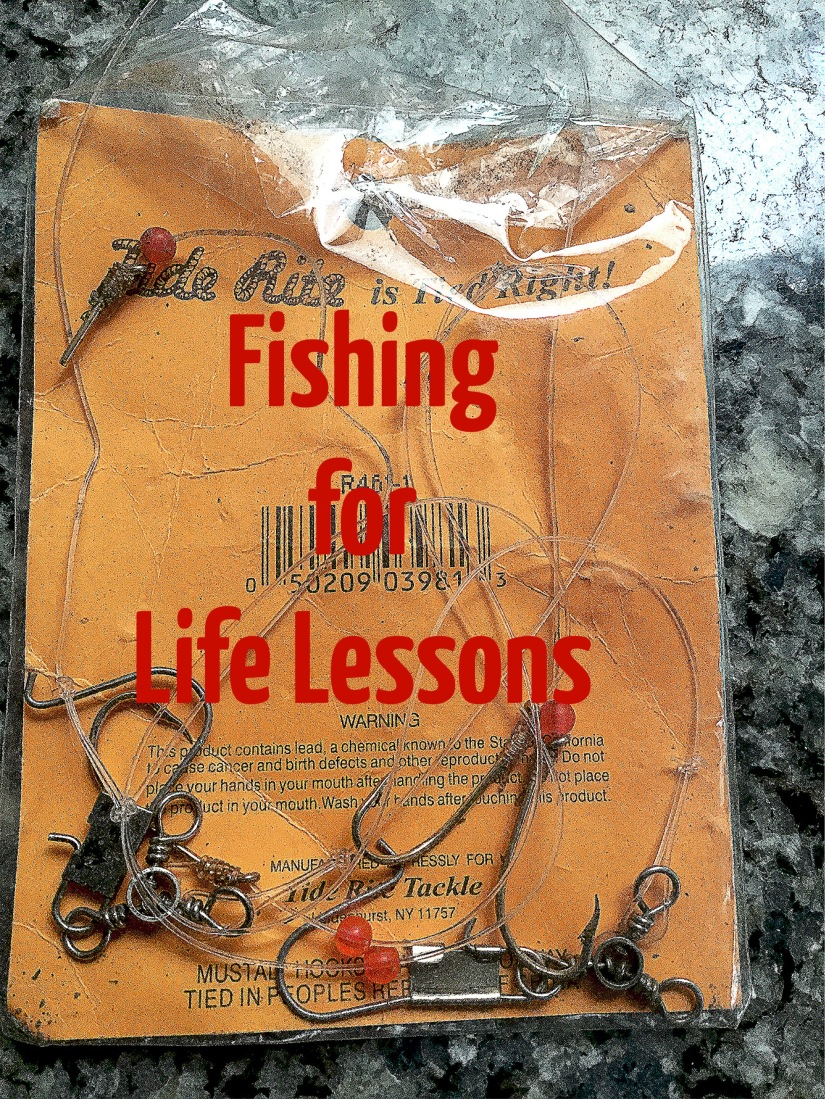 Fishing For Life Lessons